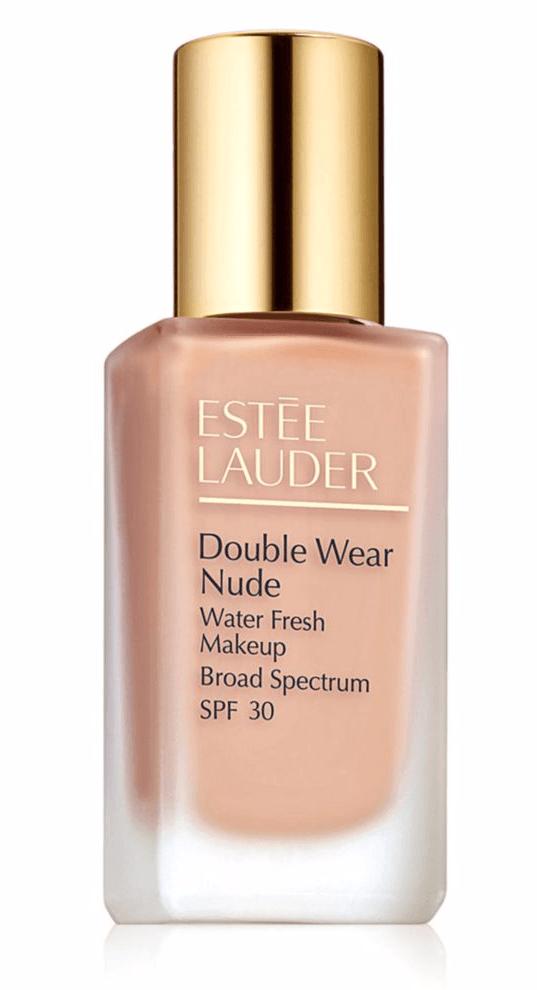 double wear nude water fresh foundation